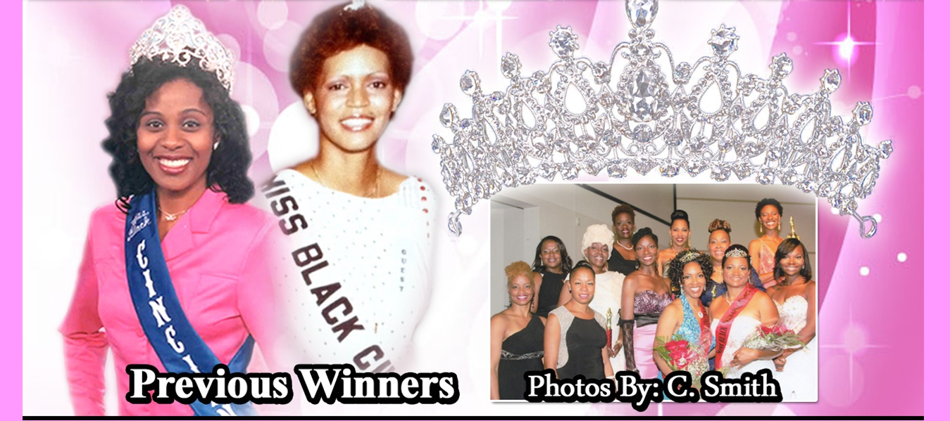 The Miss Black Cincinnati Pageant